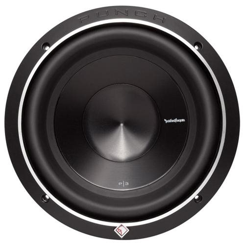 Rockford Fosgate Punch P3 P3D2-10 Woofer - 500 W RMS - 1000 W PMPO - 1 Pack - 28 Hz to 250 Hz - 2 Ohm - Automobile 0