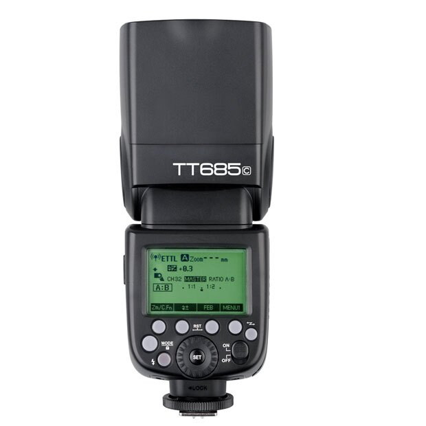 Godox 神牛 TT685C 機頂閃光燈 Canon(TT685C公司貨)