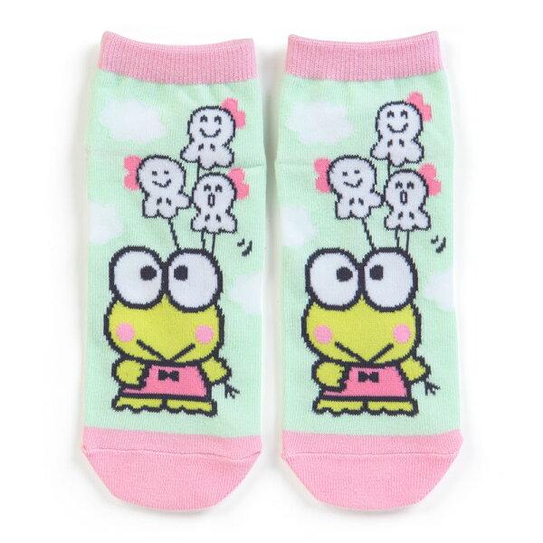 【真愛日本】18051500035韓國製造型短襪-KR晴天娃娃ACO大眼蛙皮皮蛙襪子短襪韓國短襪