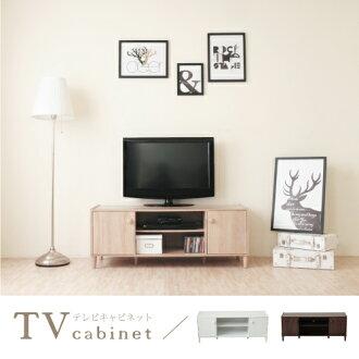 《Hopma》和風原木系二門電視櫃-三色可選