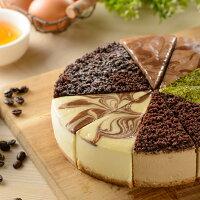 父親節蛋糕推薦到【DONT-CHA 手作】❤滿499免運❤ 8吋組合起司蛋糕丨8吋 乳酪蛋糕丨生日蛋糕丨母親節蛋糕丨父親節蛋糕丨重乳酪丨超值組合丨送禮就在DONT CHA推薦父親節美食