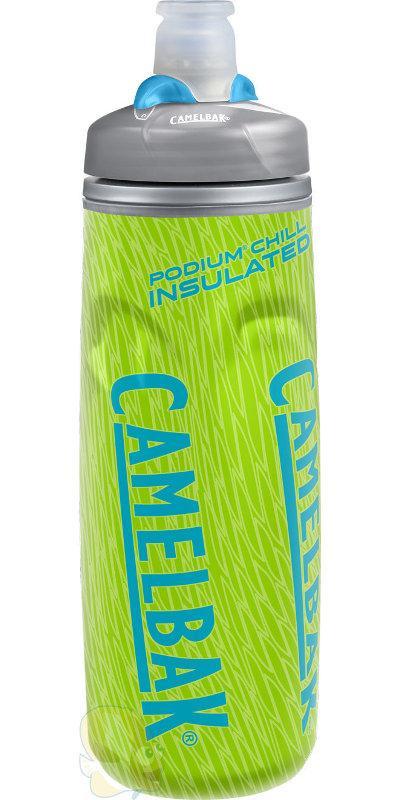 Camelbak 保冷噴射水瓶/運動水壺 CB52453 620ml 苜蓿綠