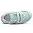 Shoestw【IV574KCS】NEW BALANCE NB574 運動鞋 黏帶 小童鞋 Wide 淺綠粉 小花 2