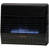 Deals on Procom Heating Dual Fuel Ventless Garage Heater 30000 BTU