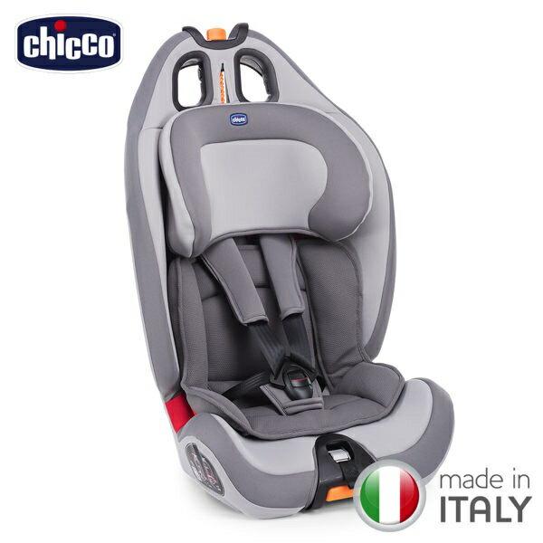 義大利【Chicco】Gro-Up123 成長型安全汽座(汽車安全座椅)(1~12歲)(預購3月中到貨)