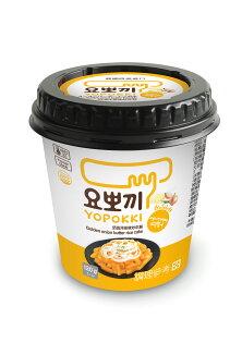 多慶屋:Yopokki奶油洋蔥味炒年糕-120g