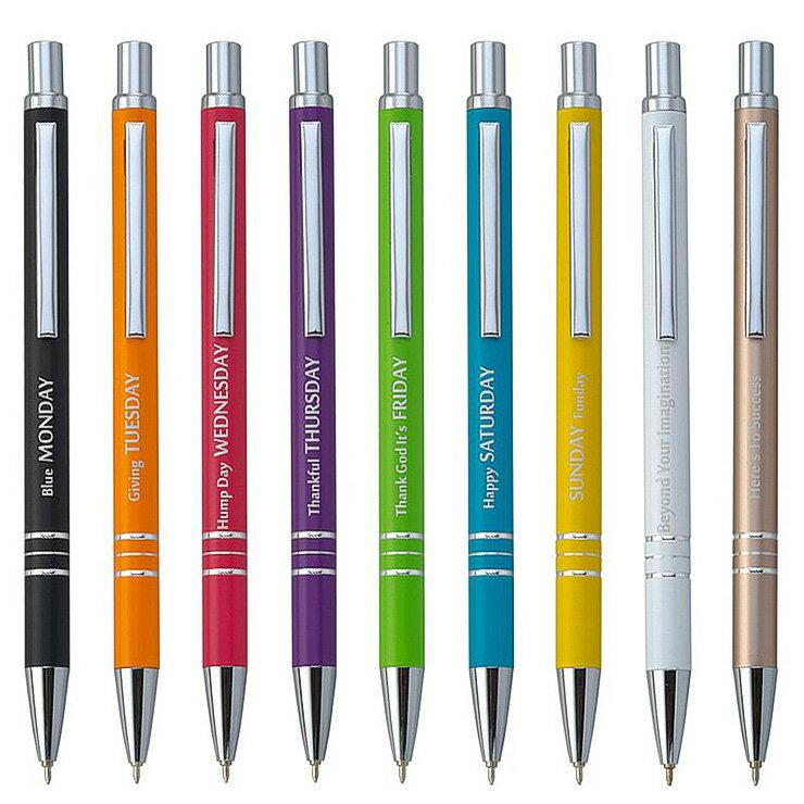 IWI Message pen 0.5mm 藍色墨水信息筆 / 油性原子筆 3H920-3C 黃