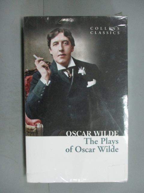 ~書寶 書T5/語言學習_JFD~Oscar Wilde Plays_Oscar Wild