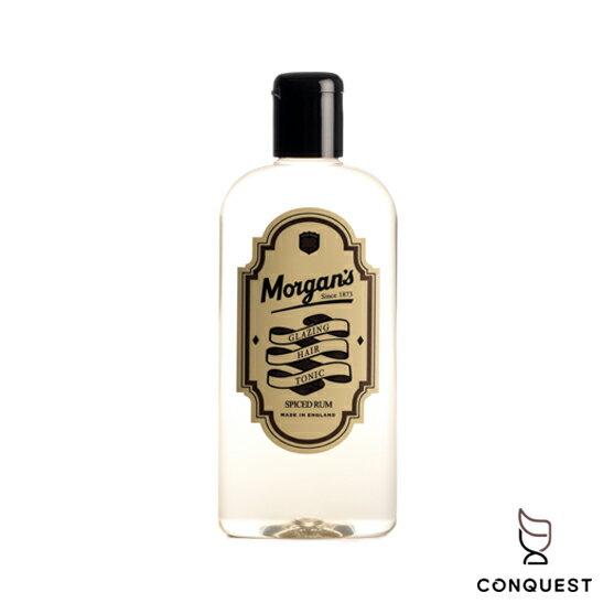 【CONQUEST】Morgan'sClazingHairTonic造型順髮水蓬蓬水造型打底撫平毛躁蓬鬆輕盈