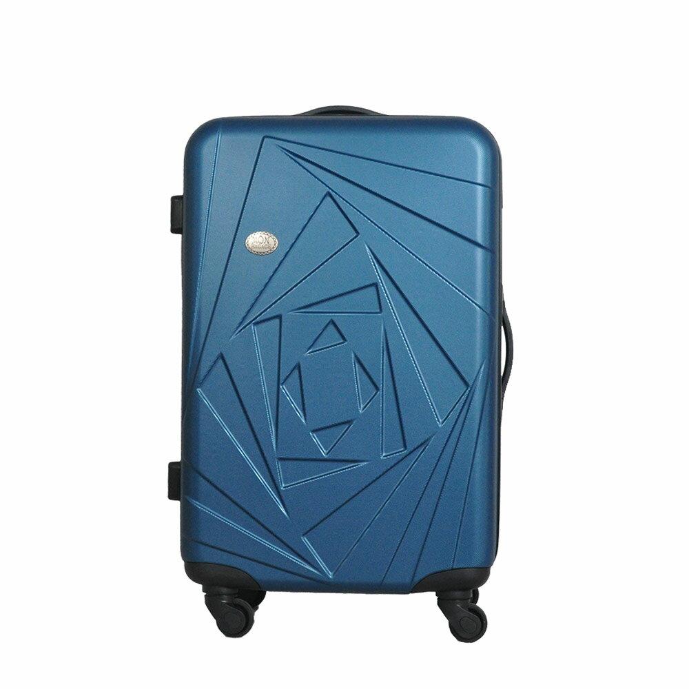 Mon Bagage 巴黎風情系列ABS輕硬殼 24寸 旅行箱 行李箱 2