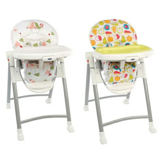 Graco--可調式高低餐椅