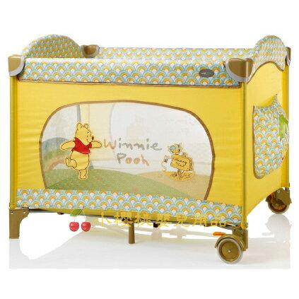 迪士尼Disney--維尼Pooh 遊戲床