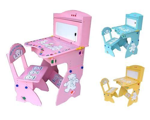 kikimmy--兒童升降學習桌 兒童書桌椅