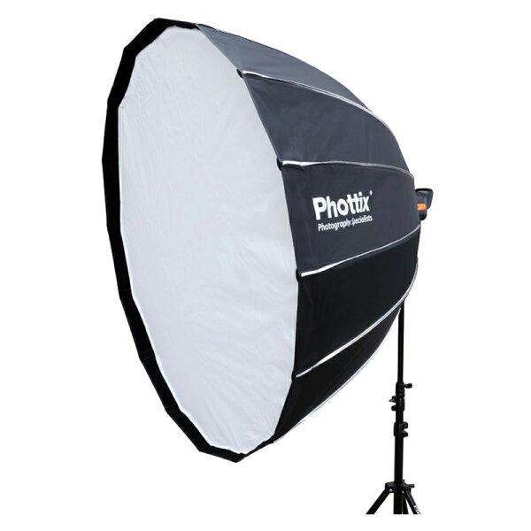◎相機專家◎Phottix120cm柔光箱柔光罩Hexa-ParaSoftbox公司貨82480