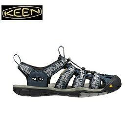 [ KEEN ] 男 Clearwater CNX 深藍印花 / 止滑護趾透氣 / 水陸兩用鞋 / 公司貨 1016295
