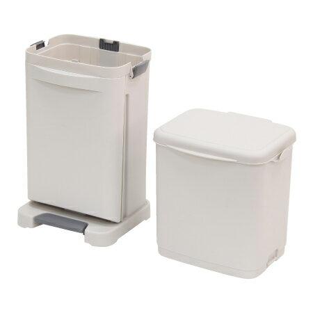 分類垃圾桶 40L PW-40 NITORI宜得利家居 3