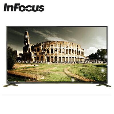 【InFocus】50吋4K連網液晶顯示器XT-50IP600(不含安裝)