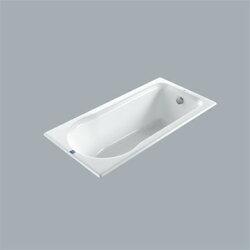 HCG鑄鐵浴缸150x75x48cm/(訂貨生產)/F9615