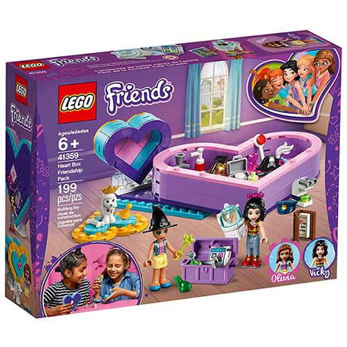 樂高LEGO 41359  Friends 姊妹淘系列 - 心型盒友情套裝 - 限時優惠好康折扣