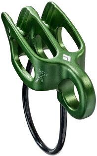 【【蘋果戶外】】BlackDiamond620079綠ATC-Guide確保器豬鼻子下降器