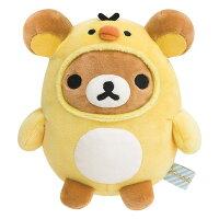 拉拉熊玩偶/娃娃/抱枕推薦到拉拉熊 超舒服觸感 絨毛玩偶 娃娃 小雞懶熊 Rilakkuma 日本正版 該該貝比日本精品 ☆就在該該貝比日本精品推薦拉拉熊玩偶/娃娃/抱枕