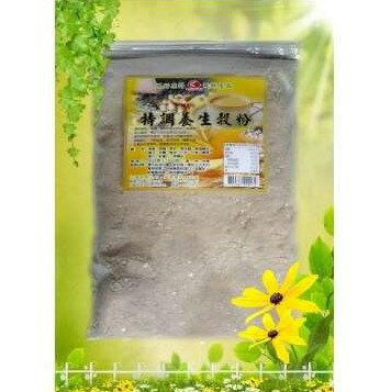 【天然專賣】特調養生穀粉(微甜) 台灣製 純正無添加、新鮮、無糖、沖泡飲品 300g/包