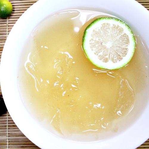 金桔檸檬愛玉(一杯450cc)【樸食棧POZZA 】