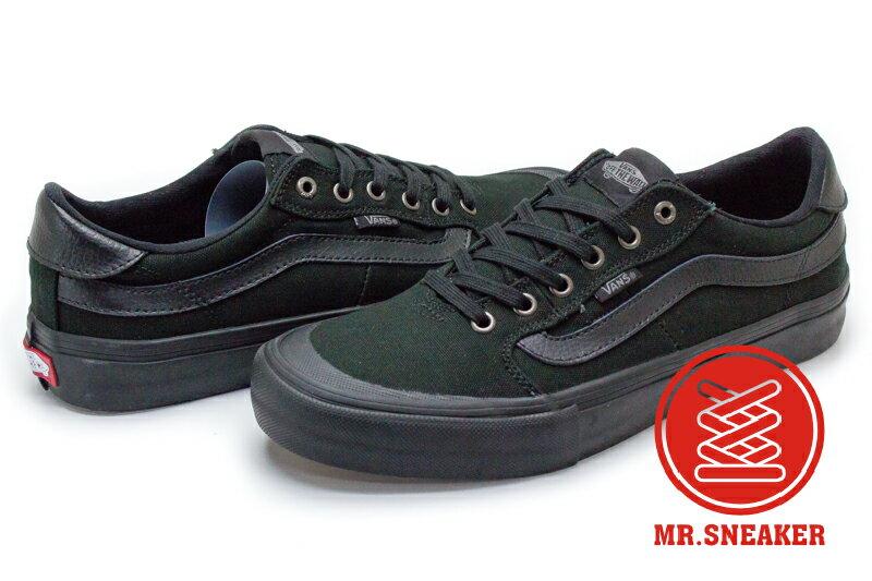 ☆Mr.Sneaker☆ VANS STYLE 112 新鞋型 PRO鞋墊 類OLD SKOOL 全黑 男段 0