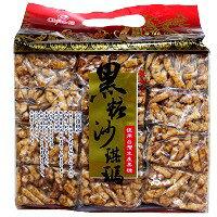 餅之鋪食品暢貨中心:凱岳黑糖沙琪瑪*600g