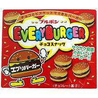 北日本小漢堡巧克力