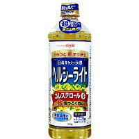 日清菜籽油-零膽固醇