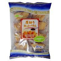 餅之鋪食品暢貨中心:丸金厚切年輪蛋糕270g包