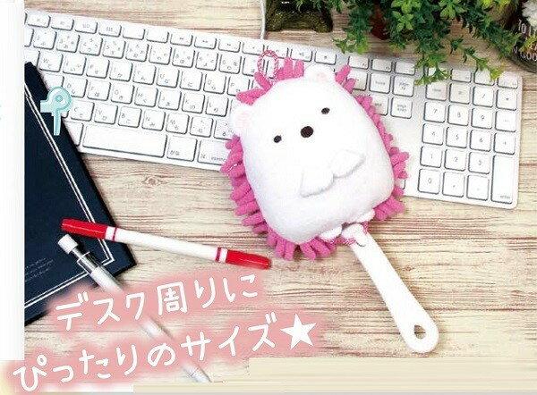 日本正版角落生物 迷你靜電除塵毯