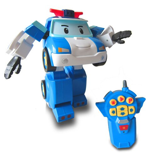 POLI 波力遙控機器人