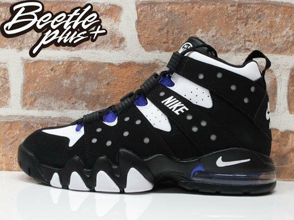 BEETLE NIKE AIR MAX 2 CB'94 BARKLEY GD 黑紫 巴克利 籃球鞋 305440-006 0