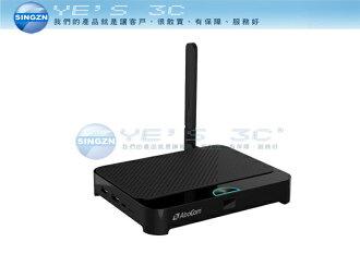「YEs 3C」Abocom 友旺 A38 4K 四核心 mini PC 智慧電視盒 機上盒 Android TV 免運