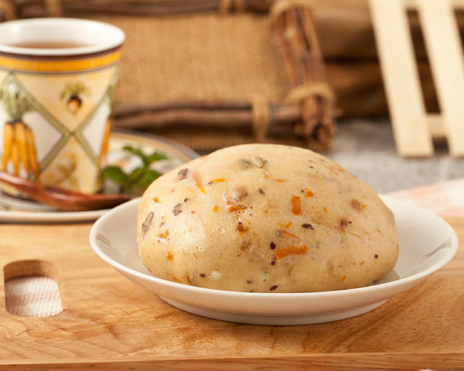 南瓜雜糧饅頭 2