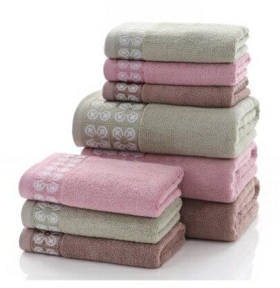 PS Mall 竹漿纖維毛巾 毛巾34*76cm【J1373】 4