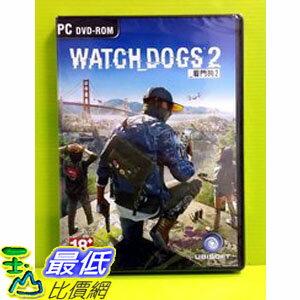 (現金價)  (含載卡)PC GAME 看門狗 2 Watch Dogs 2 亞版中文版