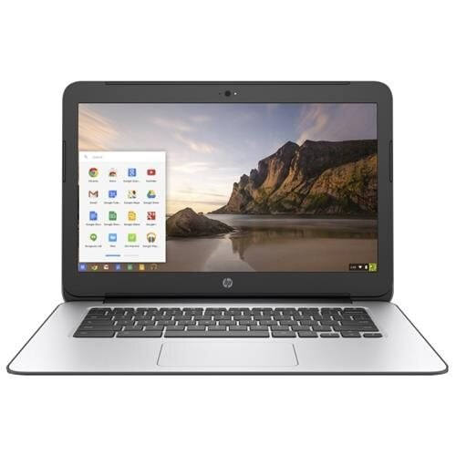 HP Chromebook T4M32UT#ABA 14-Inch Laptop (Intel Celeron processor, 4 GB RAM, 16 GB SSD, Chrome OS), Black 0