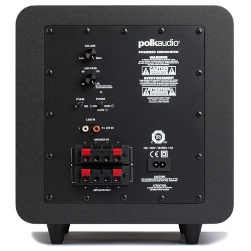Polk PSW111 150 W RMS - 300 W PMPO Indoor Woofer 1