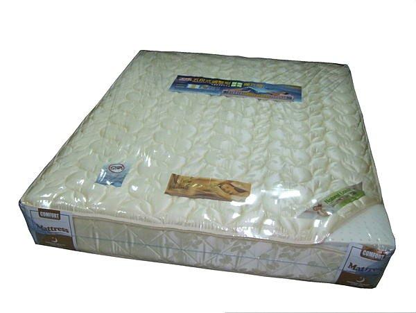 【尚品傢俱】※乳膠+五段式※718-01全開式五尺乳膠獨立筒床,有其他尺寸
