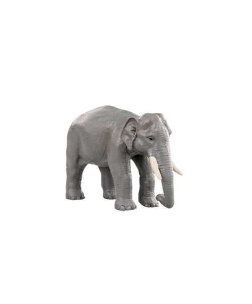 【淘氣寶寶】 美國 B.Toys 感統玩具 Terra 草原動物-印度象