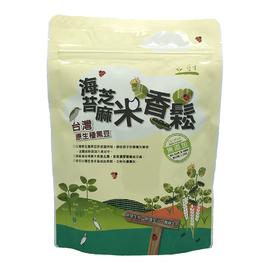 台灣原生種黑豆海苔芝麻米香鬆