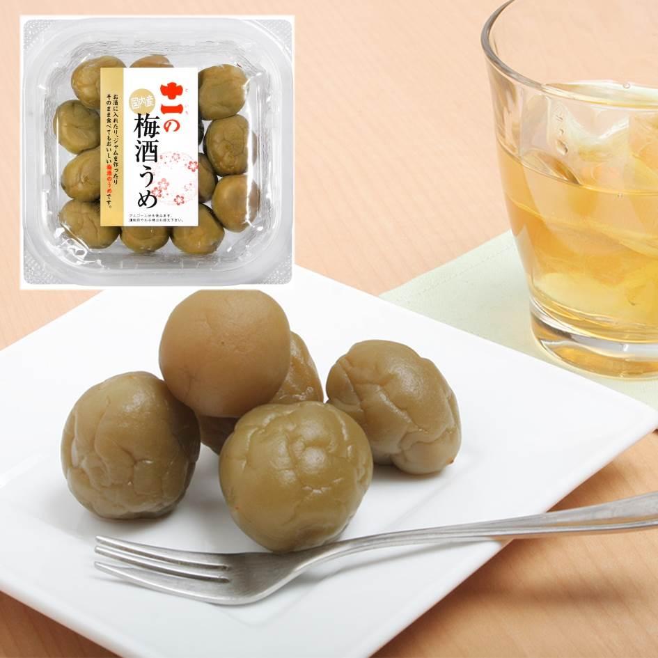 ~黑田食品~十一の梅酒梅 230g 約15~16顆入