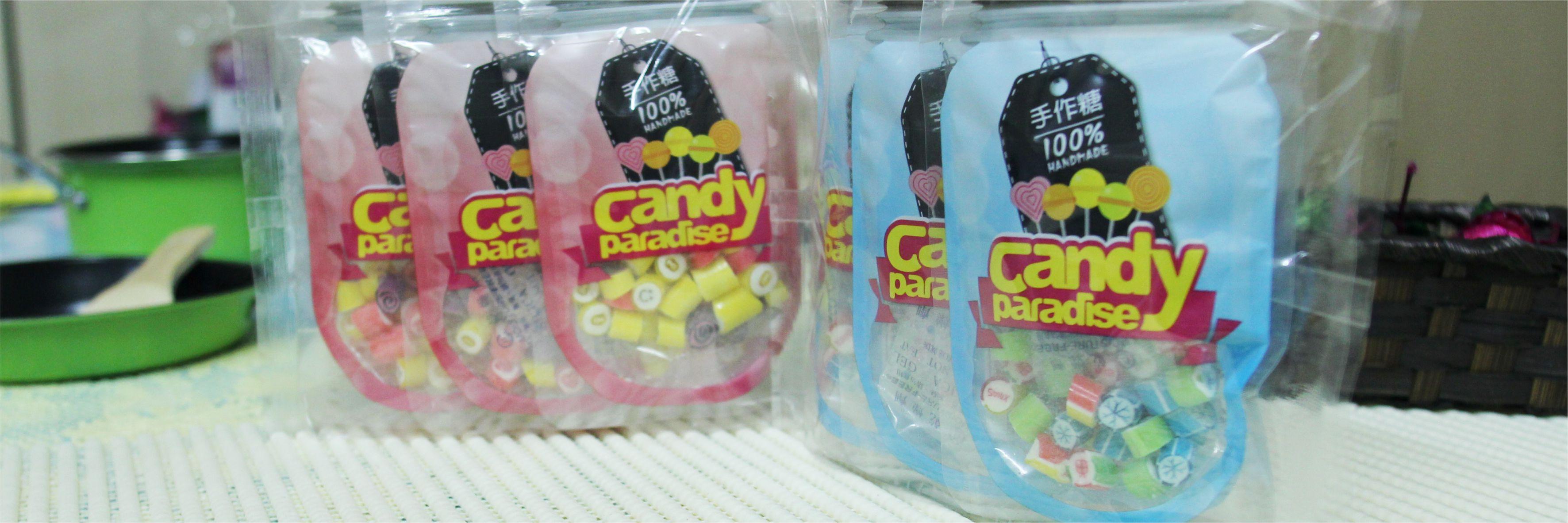 【KTmiss】Candy paradise繽紛手作糖(綜合口味)(3包入) 西班牙手工糖 西班牙手作糖 必買伴手禮 世界知名 好吃 便宜 團購 進口糖果 熱門 熱賣 超人氣 兒童 小朋友最愛