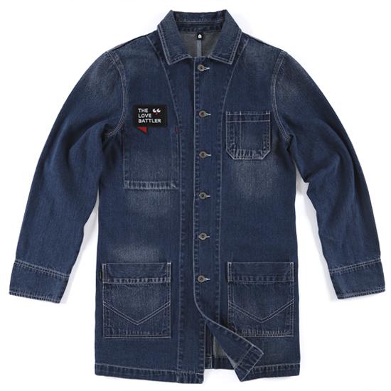 外套.福袋/長版外套+T恤(不挑款)+運動巾或方巾(不挑款) 2