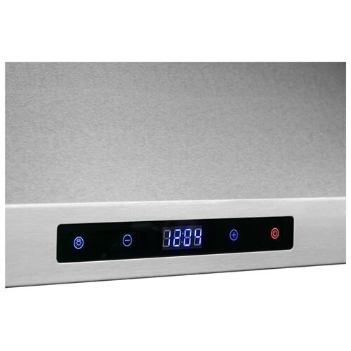 """36"""" Wall Mount Stainless Steel Touch Control Ductless Kitchen Range Hood AKRH0202 2"""