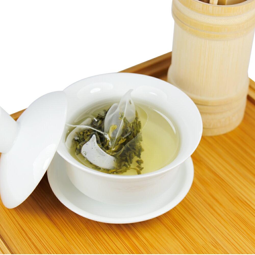 【杜爾德洋行 Dodd Tea】嚴選三峽碧螺春立體茶包12入 【台灣鳳蝶紀念版】 2