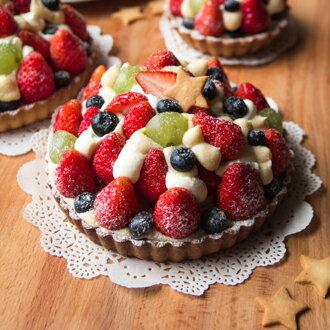 草莓卡士達